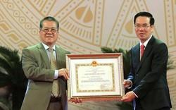 NSND Nguyễn Văn Quang: 44 năm tâm huyết và mong được đi cùng Học viện Múa Việt Nam trên chặng đường mới