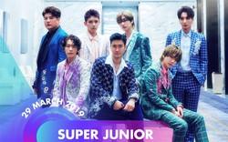 Super Junior, Chungha cùng Vũ Cát Tường trình diễn trong đêm nhạc Việt – Hàn