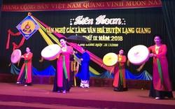 Bắc Giang: Đẩy mạnh phát triển phong trào TDĐKXDĐSVH