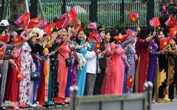 Những hình ảnh ấn tượng về một Việt Nam tươi đẹp đã vươn ra thế giới