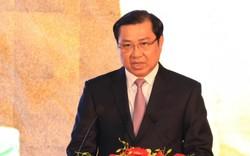 """Ông Huỳnh Đức Thơ: """"Những thành quả mà Đà Nẵng đã đạt được có phần đóng góp rất lớn của cộng đồng doanh nghiệp"""""""