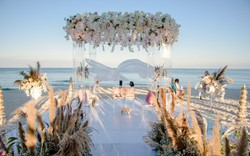 Cận cảnh đám cưới đậm sắc màu cổ tích của cặp đôi tỷ phú Ấn Độ tại Phú Quốc