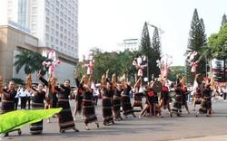 Hàng nghìn du khách tham dự Lễ hội đường phố Cà phê  Buôn Ma Thuột 2019