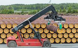 Đan Mạch lưỡng lự thế trận năng lượng: Nga vấp thiệt lớn