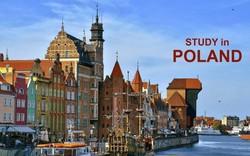 20 suất học bổng đào tạo đại học, thạc sĩ, tiến sĩ cho công dân Việt Nam tại Ba Lan