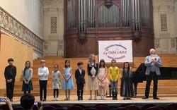 Nguyễn Nguyễn Lê đoạt Giải Nhất cuộc thi âm nhạc quốc tế tại Bỉ