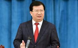 Phó Thủ tướng Trịnh Đình Dũng yêu cầu đẩy nhanh tiến độ giải phóng mặt bằng dự án cao tốc tuyến Bắc - Nam phía Đông