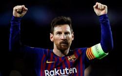 Messi tỏa sáng cho Barcelona nhưng vẫn không ngớt  lời khen  này  dành cho Ronaldo?