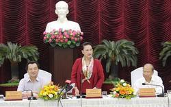 Chủ tịch Quốc hội Nguyễn Thị Kim Ngân:  Bình Thuận cần tiếp tục vươn lên đạt nhóm khá trong cả nước về thu hút đầu tư