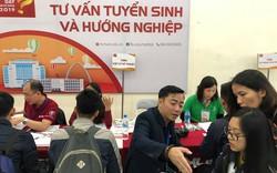 Ngày hội Tư vấn tuyển sinh - Hướng nghiệp 2019 tại Hà Nội với những thông tin tuyển sinh mới nhất