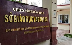 Cán bộ nâng điểm, ký hợp thức kết quả chấm gian lận bài thi ngữ văn kỳ thi THPT quốc gia 2018 tại Hòa Bình bị kỷ luật