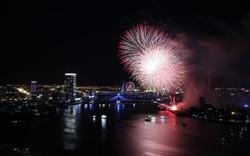 Lễ hội pháo hoa quốc tế Đà Nẵng năm 2019 kéo dài hơn một tháng