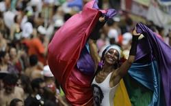 Khai màn lễ hội hoành tráng nhất thế giới Carnival Rio de Janeiro