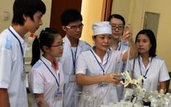 Chương trình đào tạo trình độ đại học lĩnh vực sức khỏe có khối lượng học tập tối thiểu 120 tín chỉ