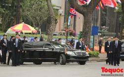 Soi dàn 'cận vệ áo đen' của nhà lãnh đạo Kim Jong-un  tại Hà Nội