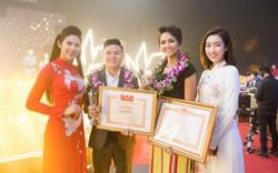Hoa hậu Ngọc Hân, Đỗ Mỹ Linh mừng H'Hen Niê là 'Gương mặt tiêu biểu 2018'