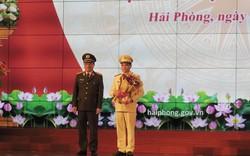 Đại tá Lê Ngọc Châu, Phó Tư lệnh Cục Cảnh sát Cơ động giữ chức vụ Giám đốc Công an thành phố Hải Phòng