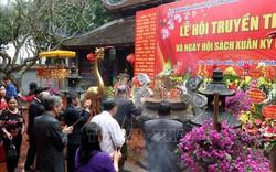 Hải Dương: Khai hội Văn miếu Mao Điền