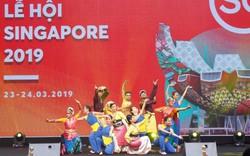 Khai mạc Lễ hội Singapore 2019 tại Hà Nội