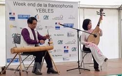 Ấn tượng hình ảnh đất nước, con người Việt Nam giữa sắc màu Pháp ngữ