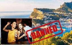 Du khách có thể bị phạt hơn 90 triệu nếu dùng đồ uống có cồn bị cấm ở nơi này