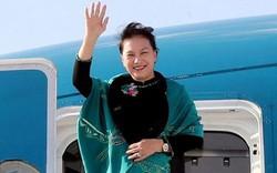 Chủ tịch Quốc hội lên đường thăm chính thức Maroc, Pháp