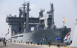 Tàu lực lượng bảo vệ bờ biển Ấn Độ sắp tới Đà Nẵng