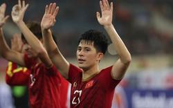Clip: Đình Trọng nén đau thi đấu ở trận U23 Việt Nam 4-0 U23 Thái Lan