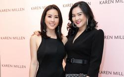 Hoa hậu Thu Hoài đọ dáng, tiết lộ tình bạn đặc biệt với bà xã Bình Minh