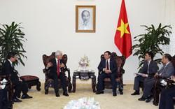 Phó Thủ tướng Vương Đình Huệ hoan nghênh Tập đoàn J Trust tham gia việc cơ cấu lại các tổ chức tín dụng tại Việt Nam