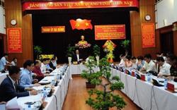 Phó Thủ tướng Trương Hòa Bình làm việc với Thường vụ Thành uỷ Đà Nẵng về công tác phòng chống tham nhũng