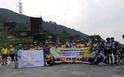 Vận động viên 36 quốc gia khác nhau tranh tài hành trình đạp xe