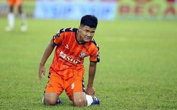 HLV Lê Huỳnh Đức nhận định Hà Đức Chinh khó cạnh tranh trong đội hình tuyển Việt Nam đá vòng loại U23 châu Á