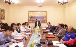 Bộ trưởng Nguyễn Ngọc Thiện đặt mục tiêu cho Liên đoàn bóng đá Việt Nam