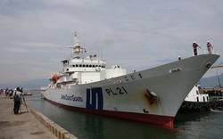 Hai tàu huấn luyện thuộc lực Lượng tự vệ trên biển Nhật Bản tới Đà Nẵng