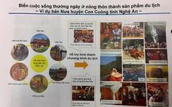 Du lịch cộng đồng Việt Nam là mô hình quảng bá du lịch tại Nhật Bản