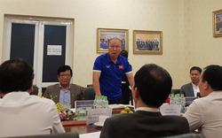 Lý do khiến HLV Park Hang-seo thay đổi quyết định và dẫn dắt U22 Việt Nam tham dự SEA Games 30