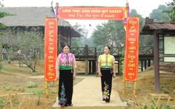 Niềm vui đầu năm mới tại Làng Văn hóa – Du lịch các dân tộc Việt Nam