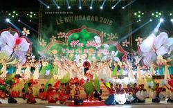 Nhiều hoạt động mang đậm bản sắc các dân tộc tỉnh Điện Biên tại Lễ hội hoa Ban 2019