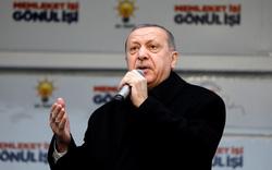 Sức ép Mỹ không dừng Thổ ở S-400: Cơ hội về