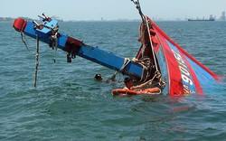 Tàu cá Quảng Ngãi bị tàu Trung Quốc đâm trên biển Hoàng Sa