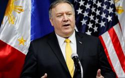 Mỹ cam kết mạnh mẽ bảo vệ Philippines trong xung đột Biển Đông