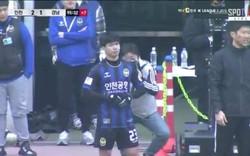 Công Phượng vào sân, IncheonUnited có chiến thắng đầu tiên tại K.League