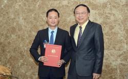 Bộ Tài nguyên và Môi trường bổ nhiệm Tổng cục trưởng Tổng cục Khí tượng Thủy văn