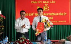 Nhân sự mới được bổ nhiệm ở Đắk Lắk và Thừa Thiên- Huế