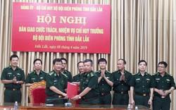 Điều động, bổ nhiệm nhân sự mới ở Bộ Quốc phòng