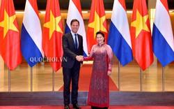 Chủ tịch Quốc hội và Thủ tướng Vương quốc Hà Lan trao đổi một số vấn đề về EVFTA