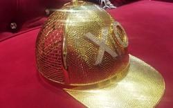 Chiếc mũ vàng đính 260 viên kim cương của Phúc XO trị giá bao nhiêu tỷ đồng?