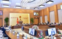 Thường vụ Quốc hội cho ý kiến về 9 dự án luật