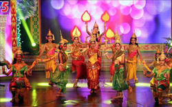Nhiều tiết mục xuất sắc được trao giải tại Liên hoan ca, múa, nhạc Khmer Nam Bộ